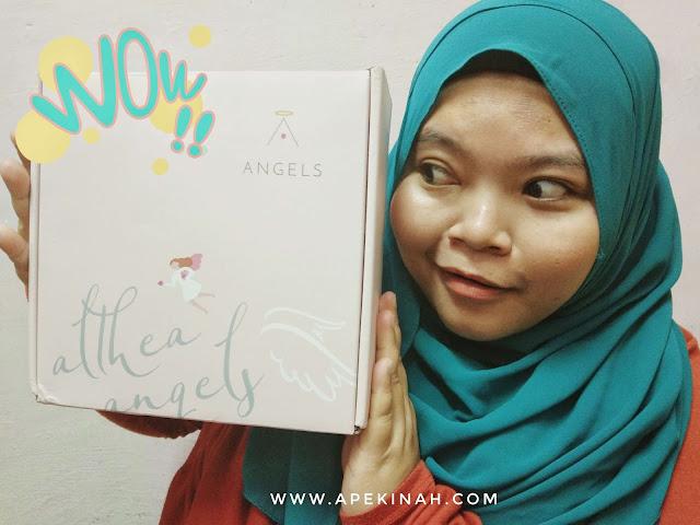 I am a part of Althea Angels