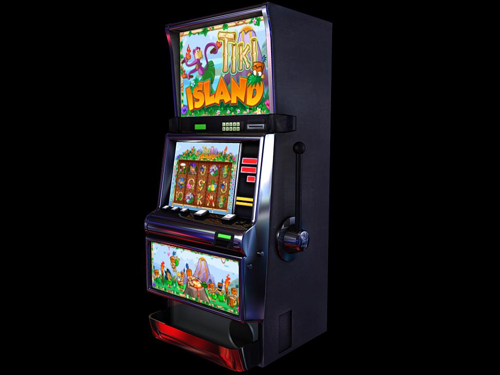 Building a slot machine