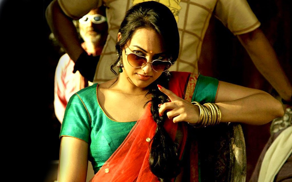 Sonakshi Sinha Hd Wallpapers: Sonakshi Sinha Rare & Beautiful HD Wallpaper Collection