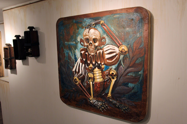 """Coverage Of Pixel Pancho """"The Garden Of Eden"""" New Solo Show In Turin, Italy 12"""