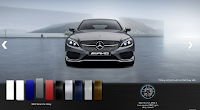 Mercedes AMG C63 S Edition 1 2015 màu Xám Selenite 992