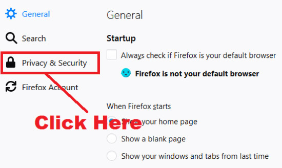 how to enable cookies on my firefox browser