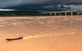Rio São Francisco em Ibotirama