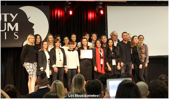 Beauty Forum Awards 2016 - Blog beauté Les Mousquetettes©