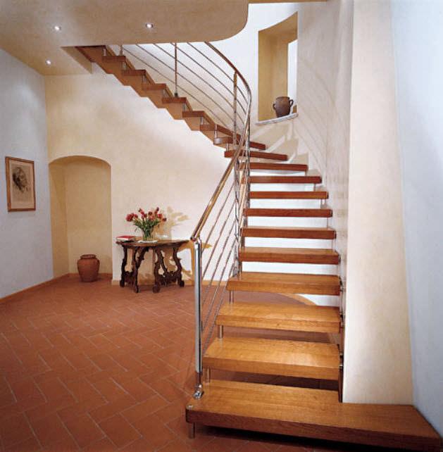 Escaleras De Madera Carpintero En Almer 237 A Profesionales
