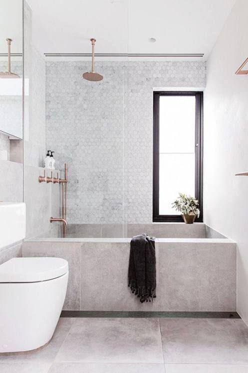 La borsa di martina arredare il bagno in stile minimal for Arredare il bagno