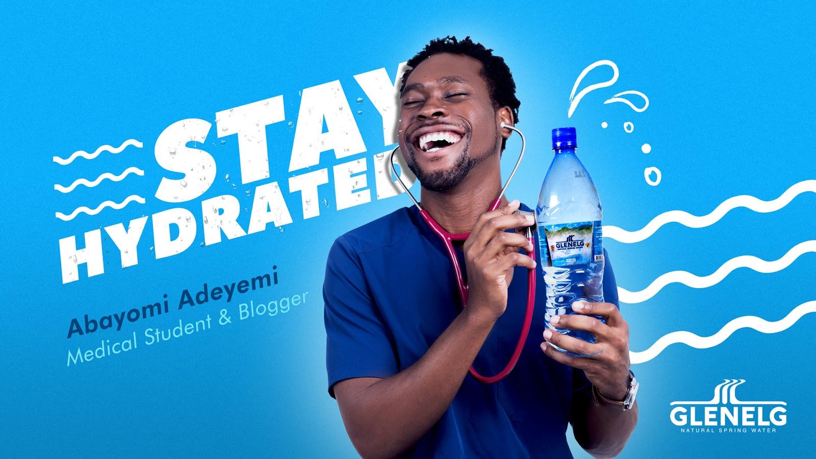 Yomi Adeyemi, Student doctor SGU School of Medicine