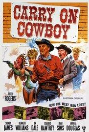 Watch Carry on Cowboy Online Free 1965 Putlocker