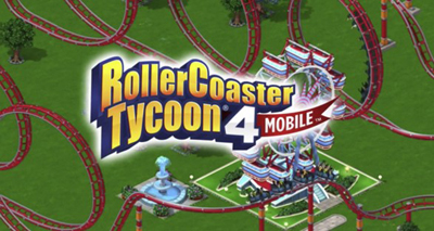 RollerCoaster Tycoon 4 Mobile Mod Apk v1.13.3 Unlimited Money Terbaru