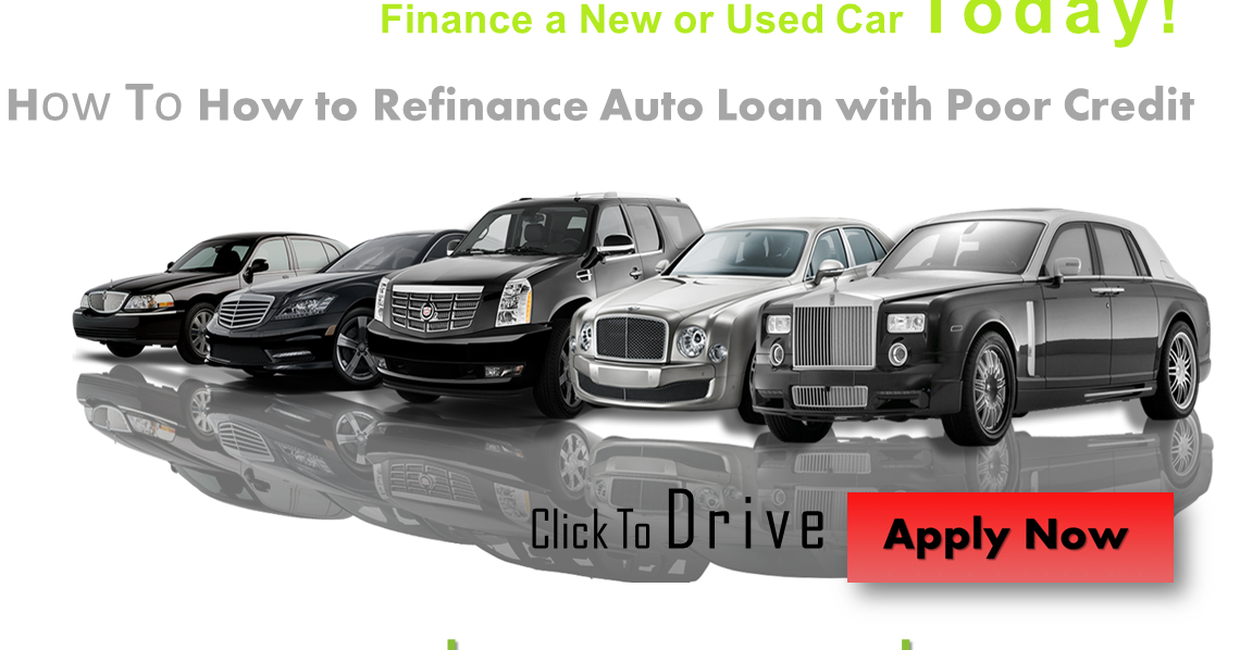 Auto Loans Bad Credit >> Refinancing Car Loan With Bad Credit Bad Credit Auto Loan