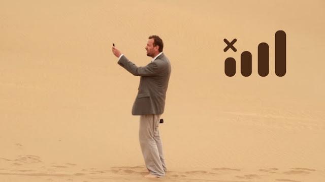 sinyal 4g telkomsel tidak muncul
