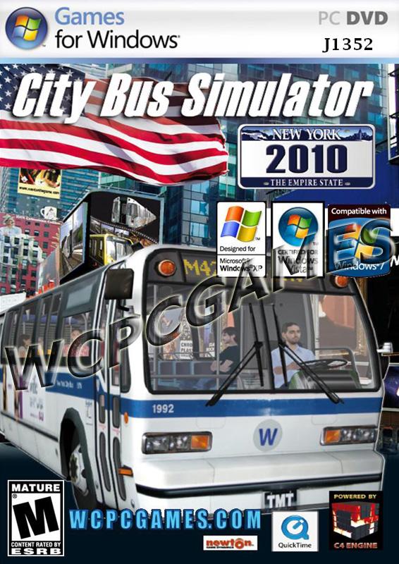 Relics Games: City Bus Simulator 2010