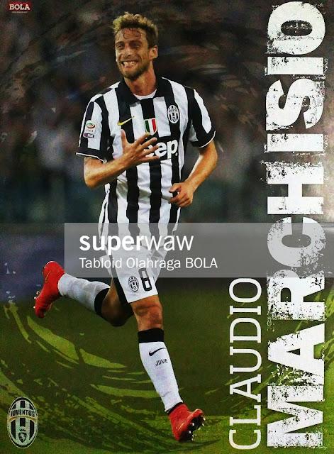Claudio Marchisio Juventus 2014
