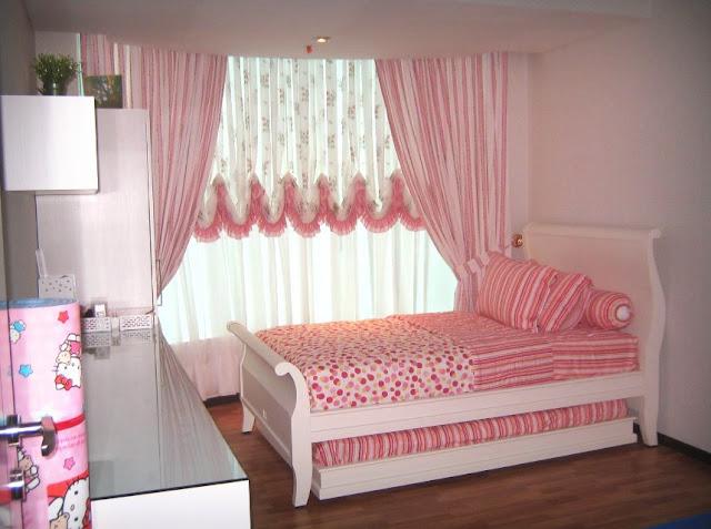 Kamar Tidur Anak Perempuan Minimalis