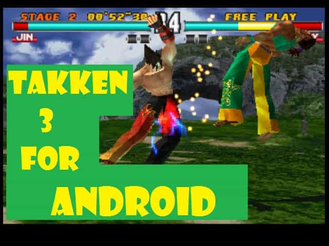takken 3 for android