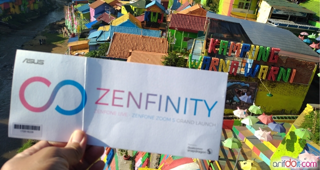Behind The Scene Video Undangan Augmented Reality Asus Zenfinity 2017