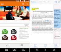 Aplikasi Pembuka dan Edit Dokument di Android