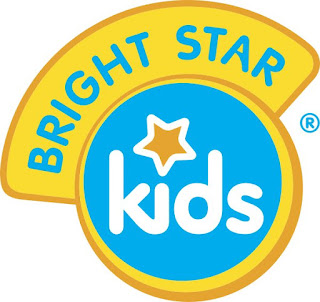 Bright Star Kids Back To School Labels