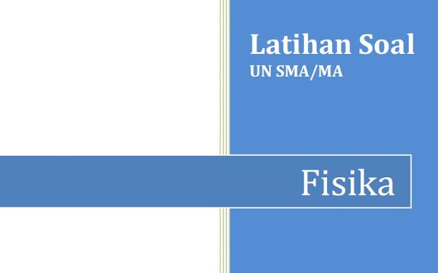 Contoh Soal UN Fisika SMA/MA Tahun 2017 Plus Pembahasan dan Kunci Jawaban Jurusan IPA