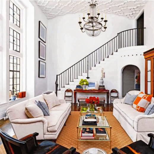 Ideas For Decorating Two Story