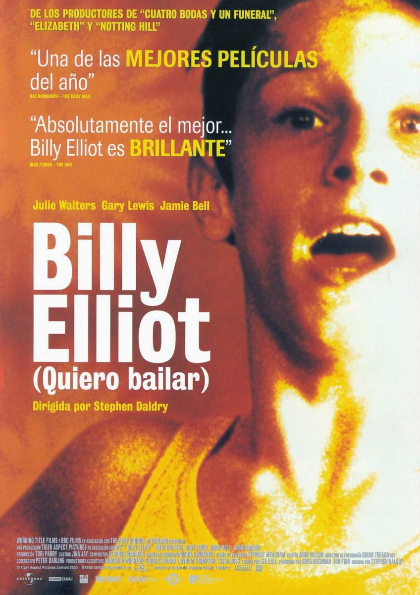 Billy Elliot (Quiero bailar) - Cartel