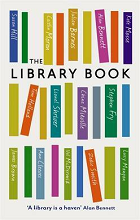 The Library Book by The Reading Agency book cover
