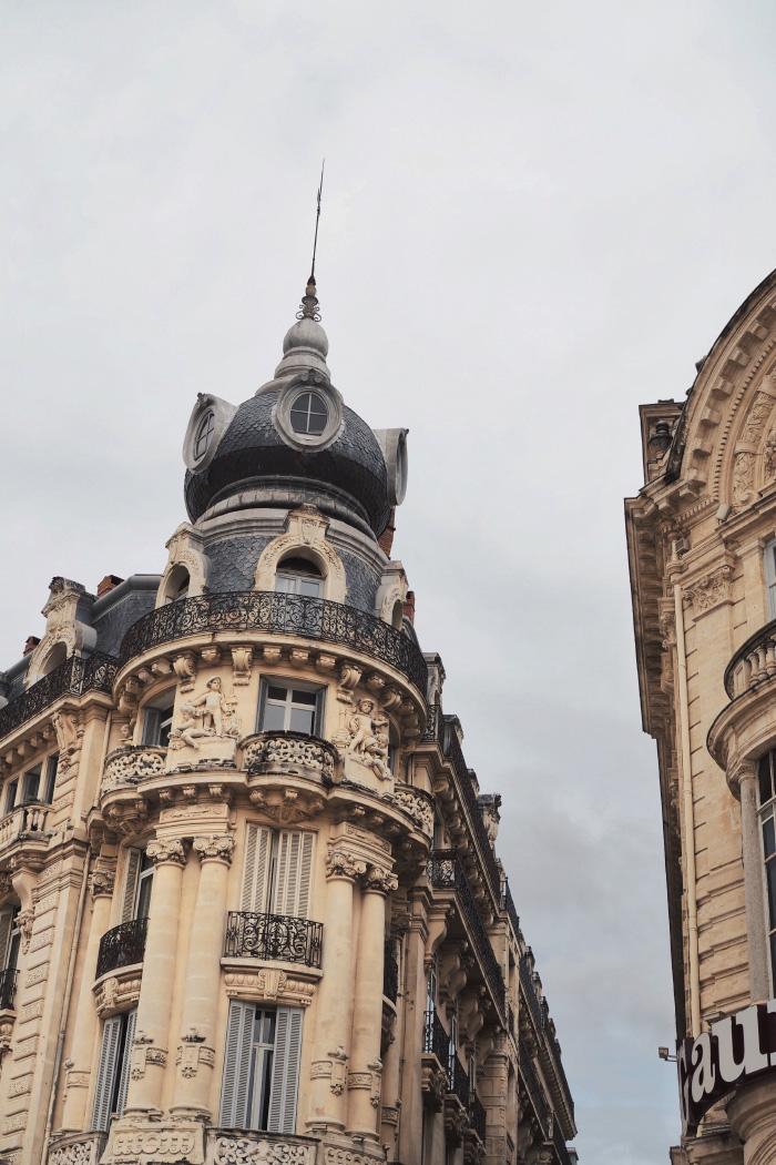 Bâtiment Haussmannien à Montpellier