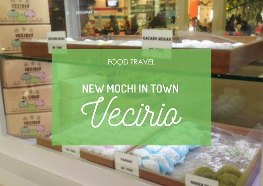 degortez: Food Travel // Mochi Vecirio