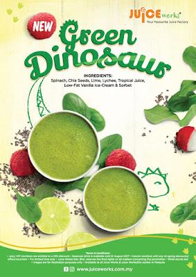 Minuman Sayur Bayam