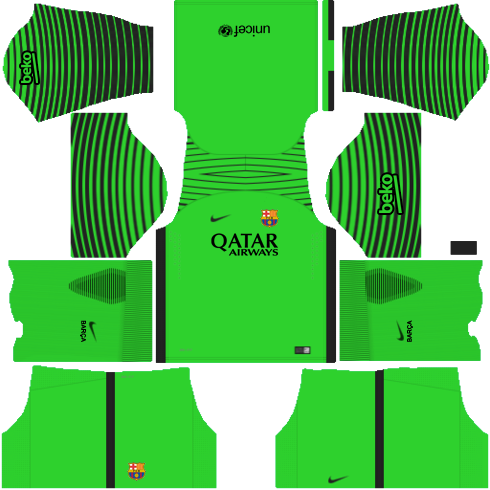 Kits Dream League Soccer  Kit Barcelona 2016 2017 Dls 16 e4a1dabb7c041
