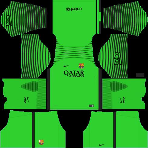 meet f7b70 45314 Dls Barca Kit 201819   kits league soccer kit barcelona 2016 ...