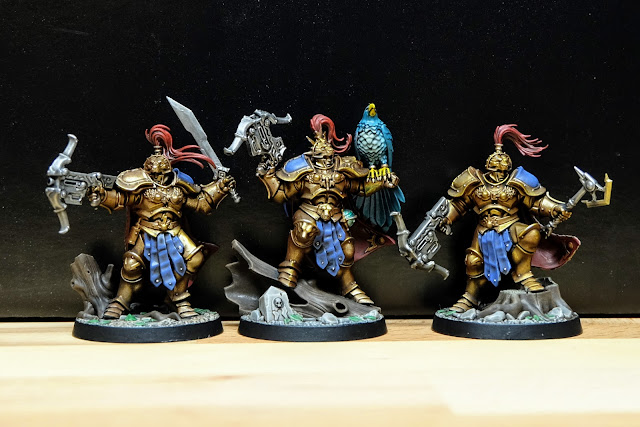 Farstrider Warband ready to sell
