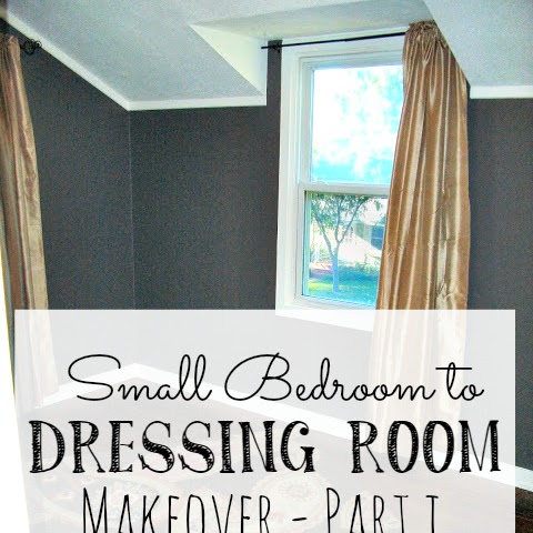 Room Redos - The Dressing Room