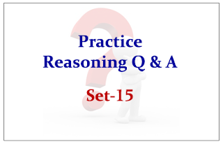 Practice Reasoning Questions Set-15