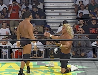 WCW Fall Brawl 1998 Review: Dean Malenko vs. Curt Hennig