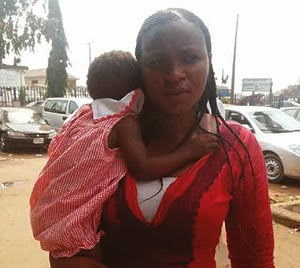 Mrs+Joy+Idenyi  Woman Arrested for Preventing Her Niece from Getting Married
