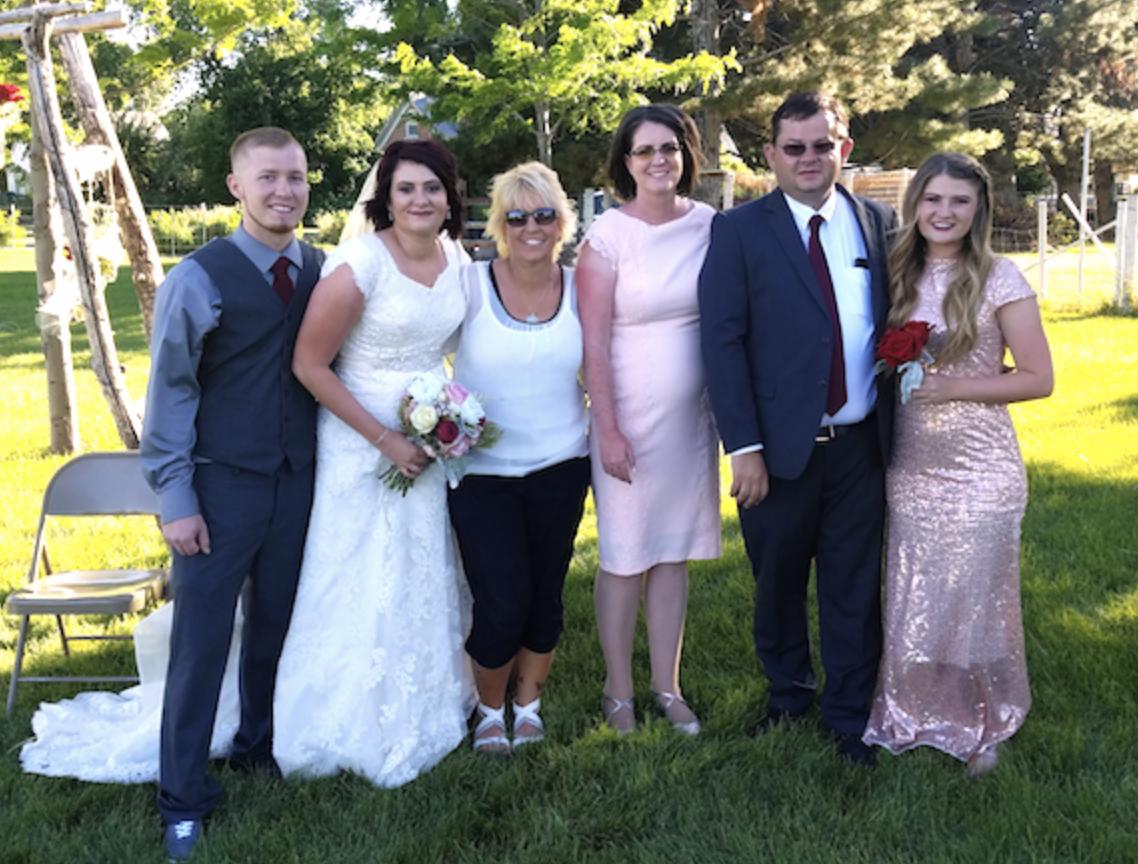 Clifton couple celebrates organ donor's life at recent wedding