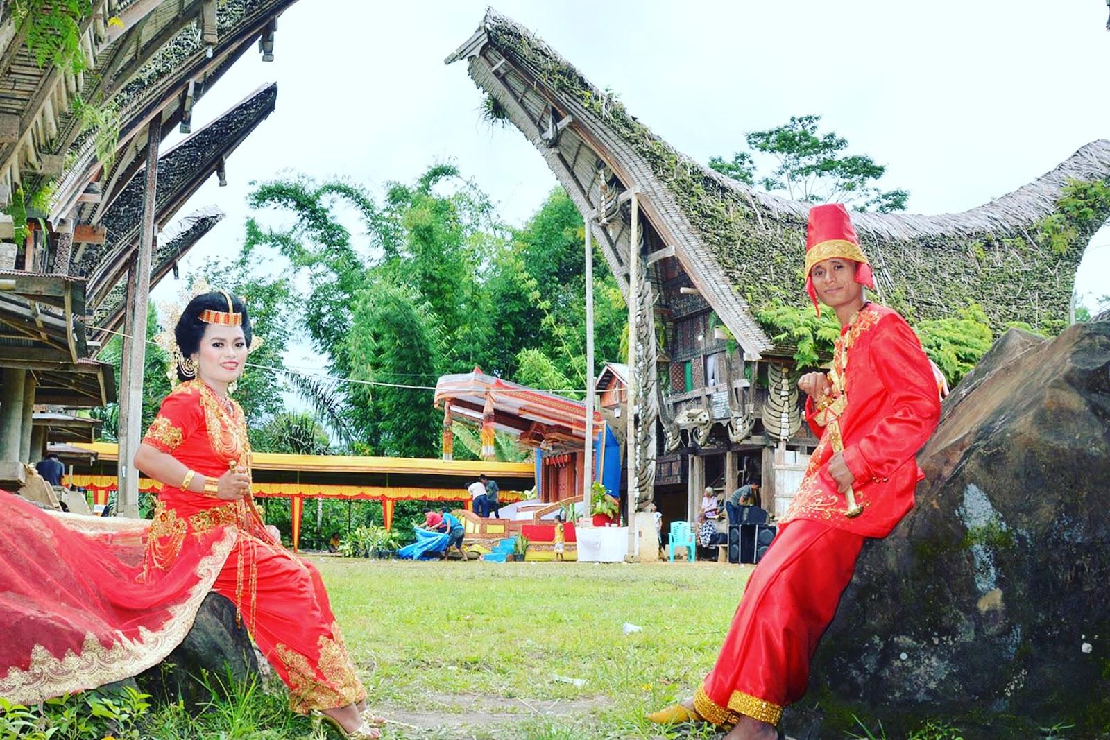 Pengertian Rampanan Kapaq Passulean Allo Dalam Tradisi Perkawinan Adat Toraja