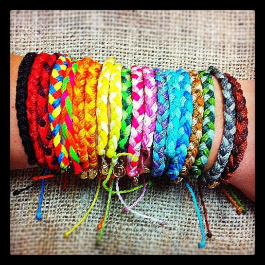 Think Of Them As Friendship Bracelets With A Cause The Time Has Come To Boycott Likes Links Pandora And Embrace Pura Vida Whole Heartedly