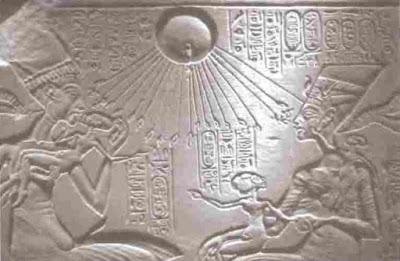 Dewa Ra dan Isis-Mery