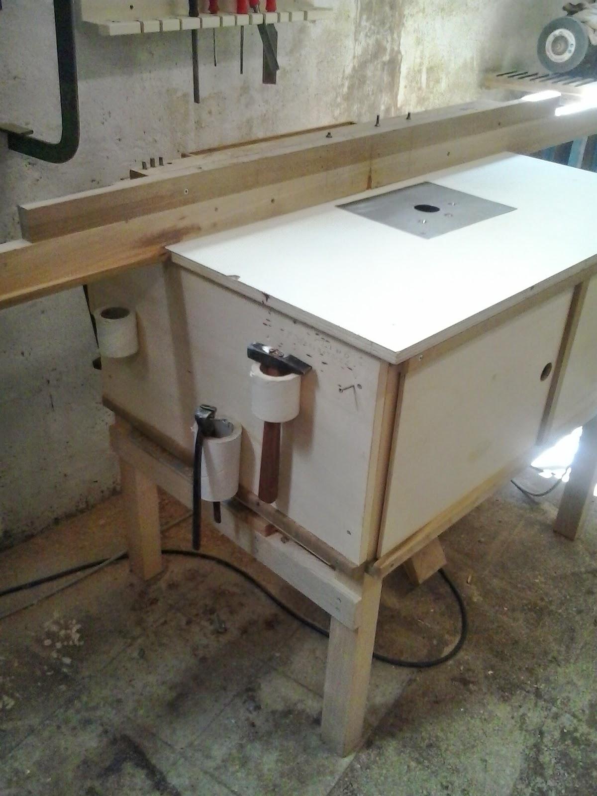 Artigianato fai da te made in italy legno metalli e for Banco fresa legno