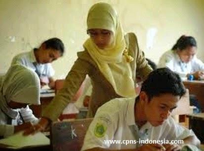 Butuh Guru Honorer K2 Berkualitas dan Berkompetensi Jadi CPNS 2014