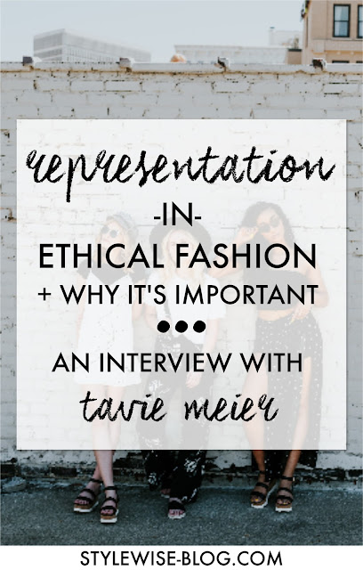 representation in ethical fashion stylewise-blog.com tavie meier interview