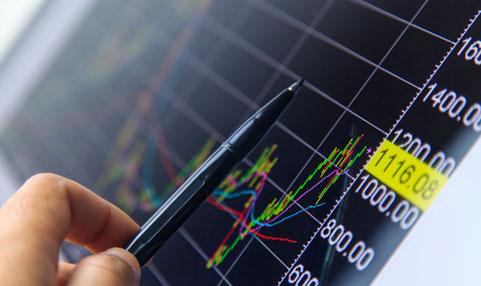 السلع والتنبؤ بحركات الأسواق المالية