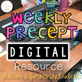 https://www.teacherspayteachers.com/Product/Digital-Weekly-Precept-Resource-3000717