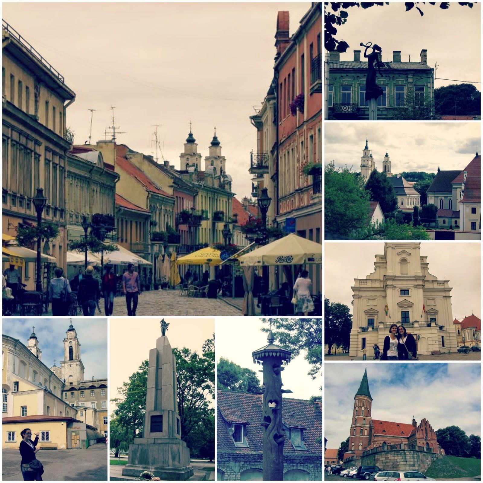 Paseando por Kaunas