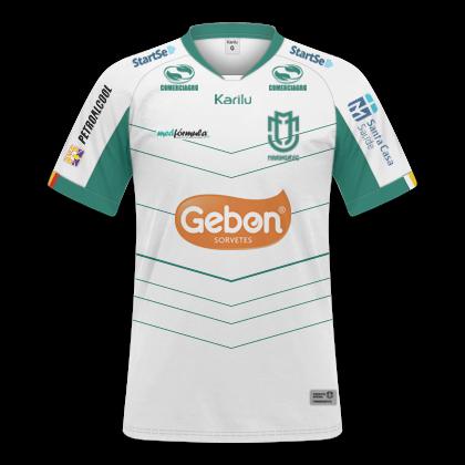 6492aba95b736 Descrição  Essas são as camisas 2019 do Maringá Futebol Clube da cidade de  Maringá