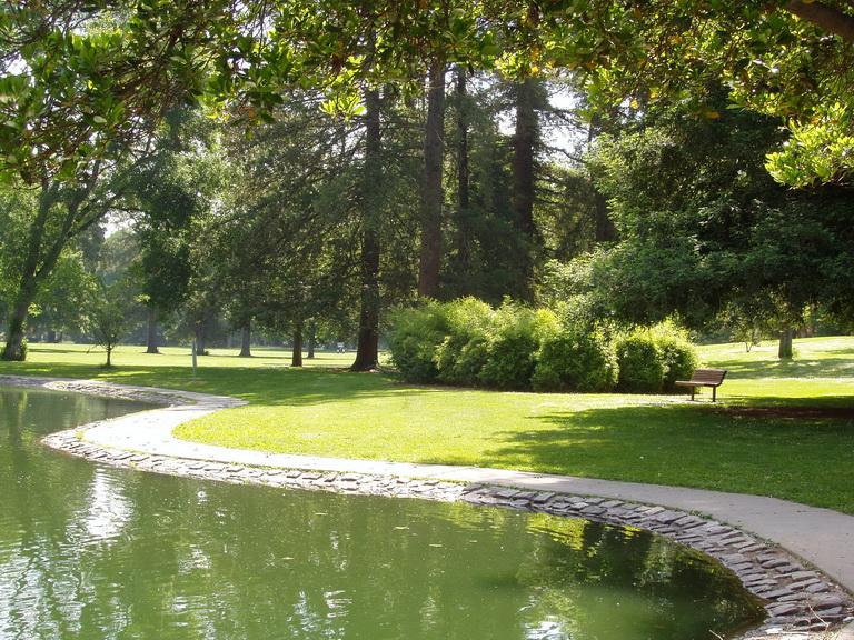 Historic American Landscapes Survey Land Park Sacramento