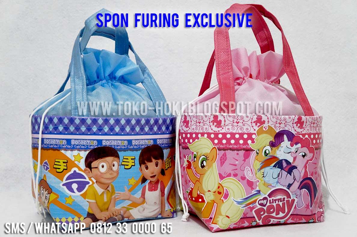 Doraemon Goody Bags Bag Tas Emoticon Souvenir Ulang Tahun Anak Murah Spon Furing Exclusive 1188x791