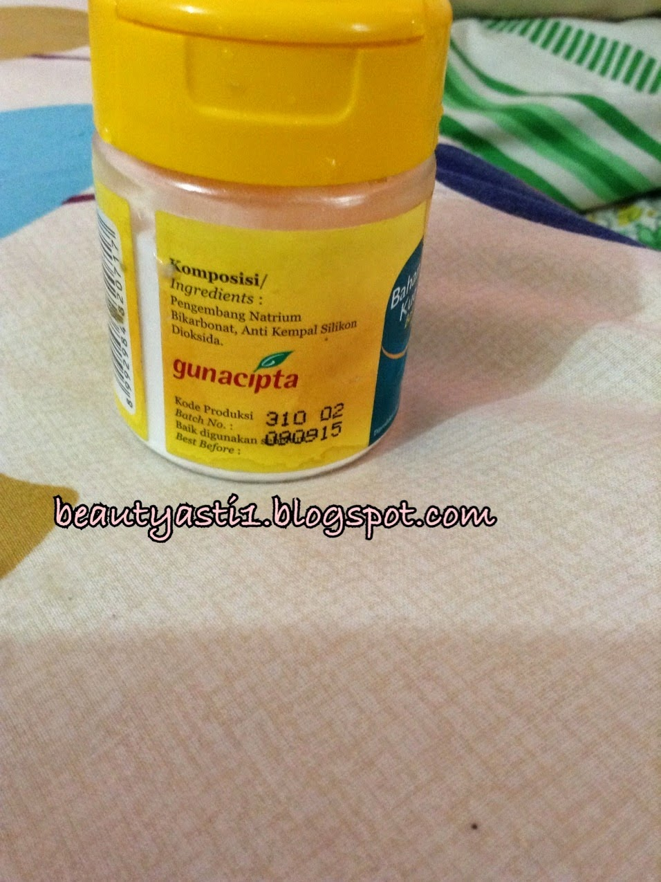 Sodium Bicarbonate For Daily Beauty Beautyasti1